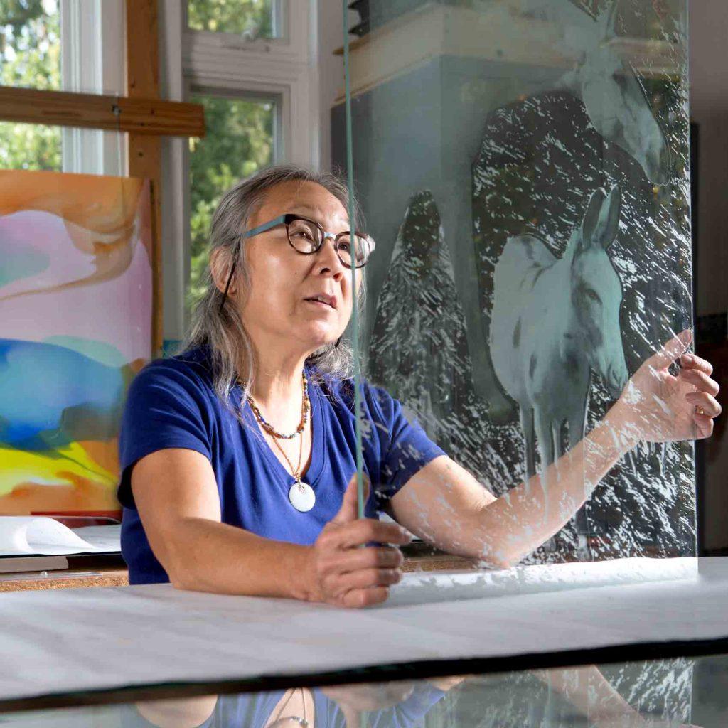 Nancy Gong Portrait