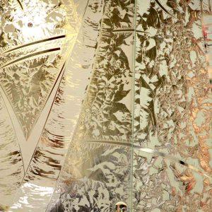 Glass Art Decor Greece Oral Surgery Nancy Gong