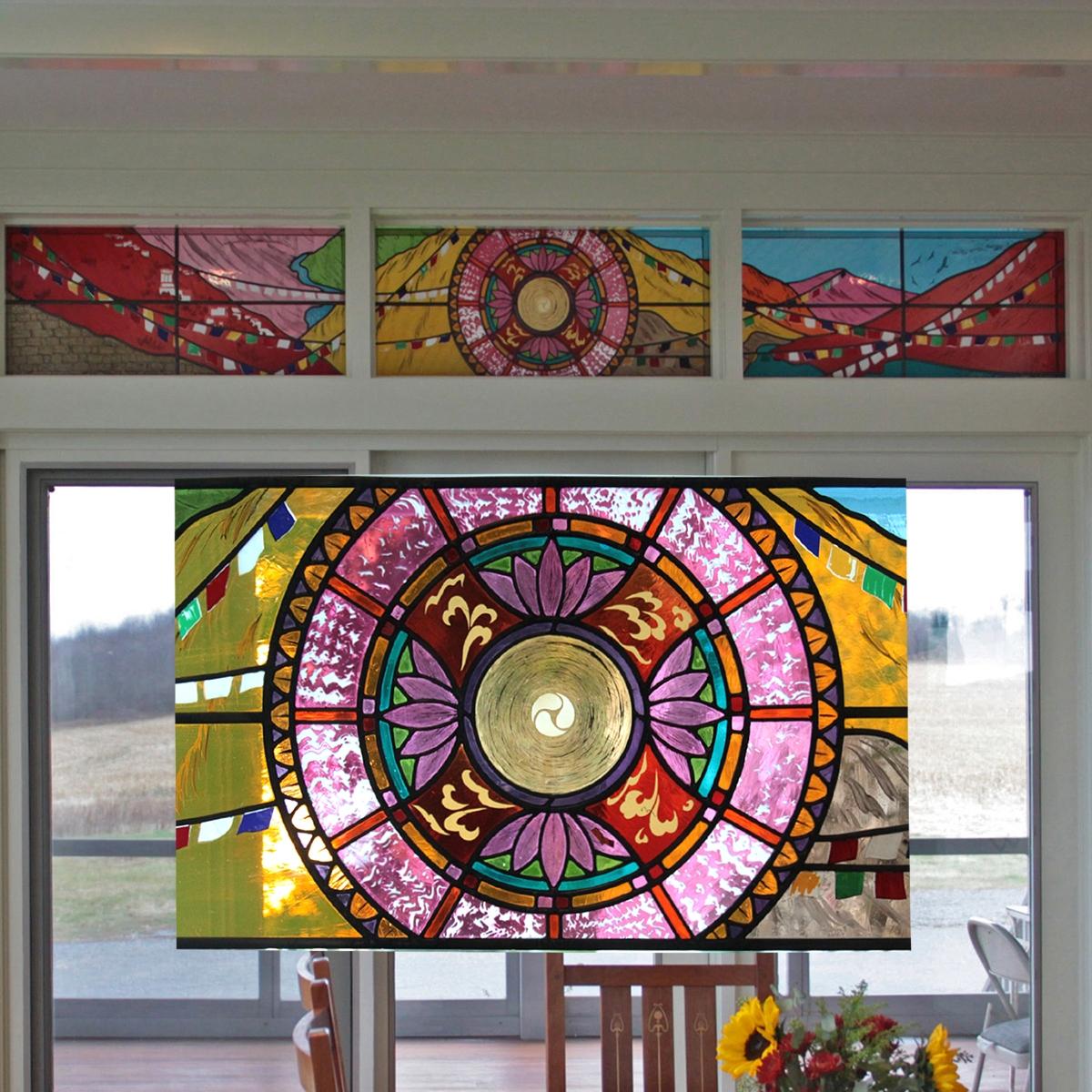 Tibet Nancy Gong Glass Works