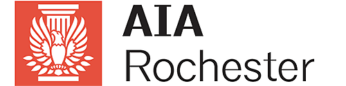 AIA Rochester Logo