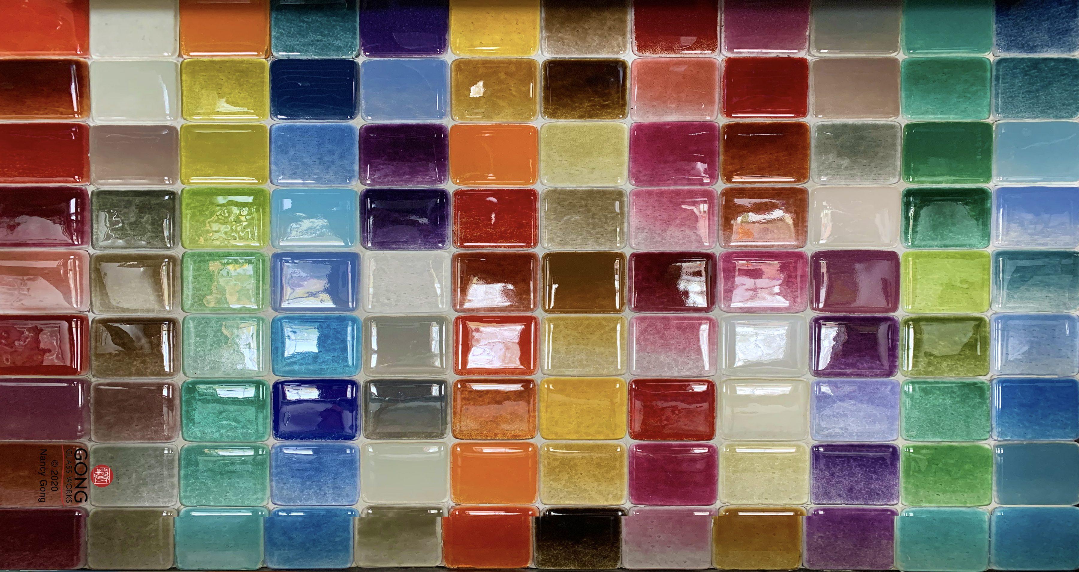 Nancy Gong Color Tiles